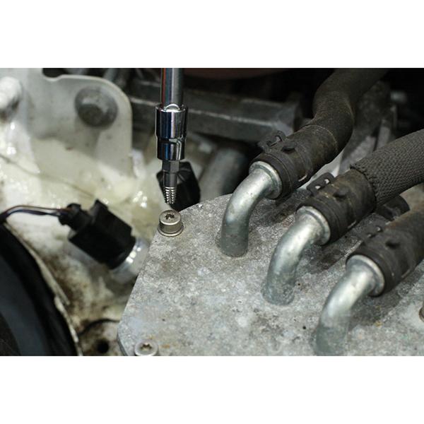 Laser Extractor Set For Damaged Torx® Screws