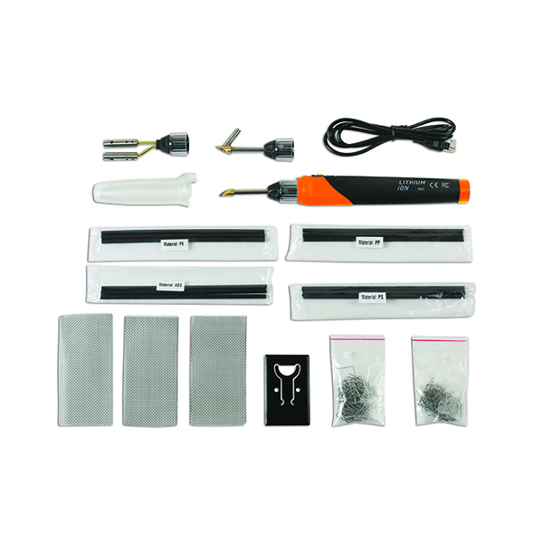Plastic Repair Kit - Rechargeable
