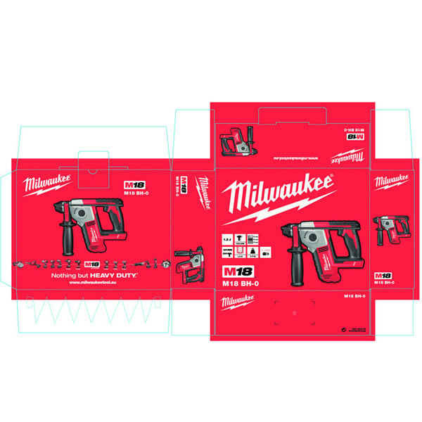Milwaukee M18 Compact SDS+ 2 mode Rotary Hammer (Naked - no batteries or charger)