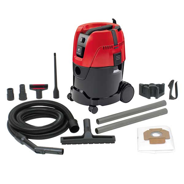 Milwaukee 25 Litre Electronic Clear Press Dust Extractor New