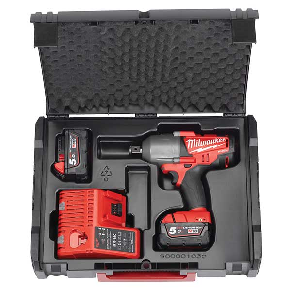 Milwaukee M18 Fuel Friction Ring Impact Wrench 3/4