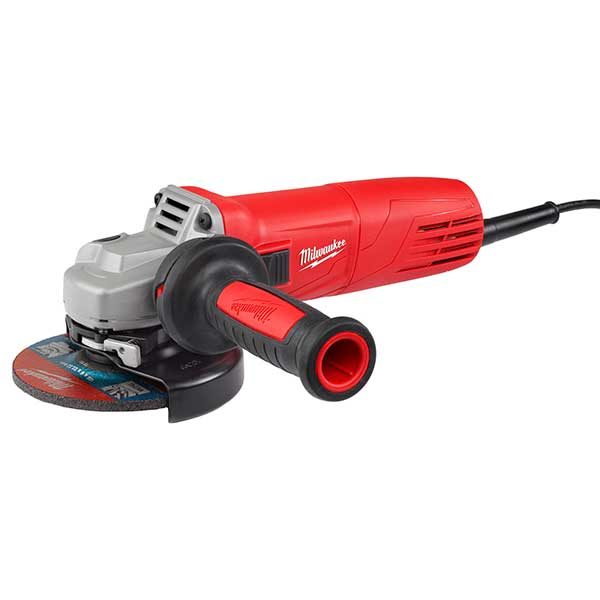 Milwaukee 240V Angle Grinder 115mm 1000W  with Anti Vibration System