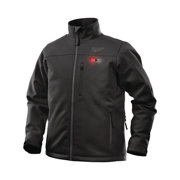 Milwaukee M12 Black Heated Jacket - Size Medium (Naked-no batteries or charger) NEW