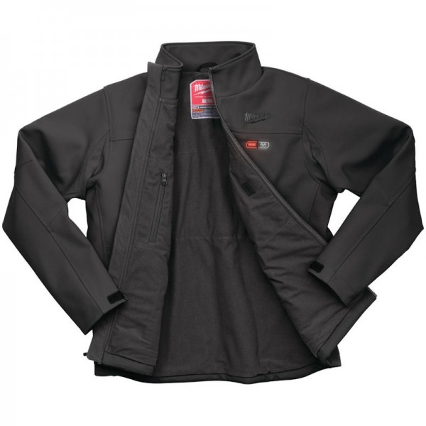Milwaukee M12 Black Heated Jacket Large Naked