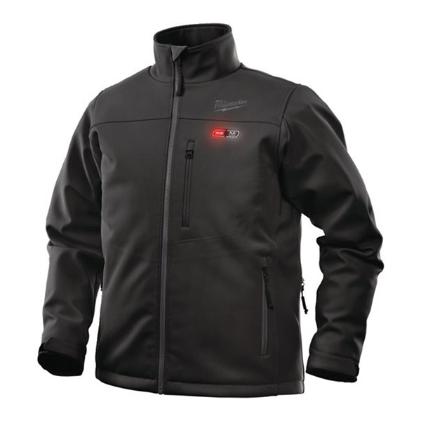 Milwaukee M12 Black Heated Jacket Extra Large Naked