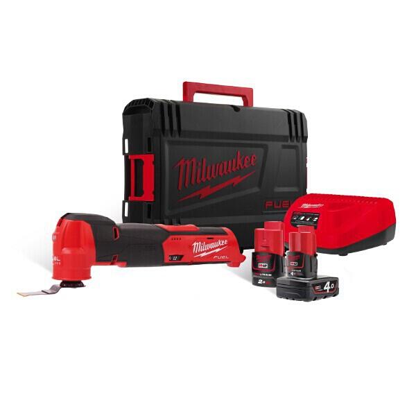 Milwaukee Fuel M12 Multitool (kit) (REDemption)