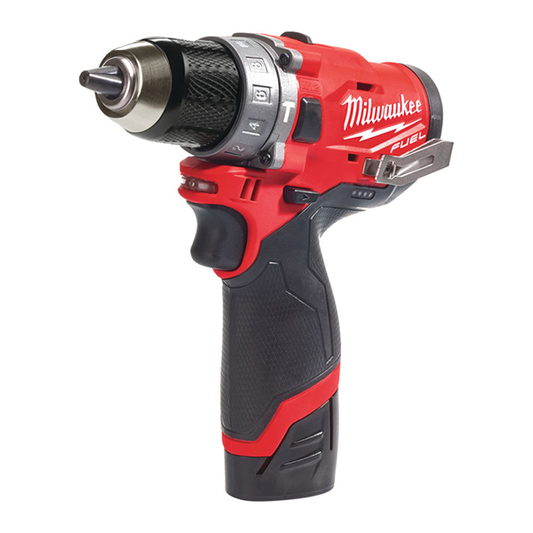 Milwaukee M12 Fuel Sub Compact Percussion Drill Kit