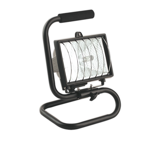 Sealey ML300C Portable Tungsten/Halogen Floodlight 300W/230V