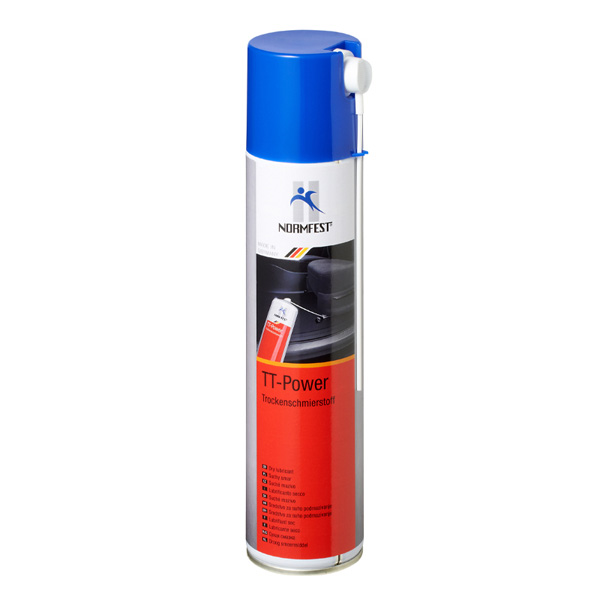 Normfest TT Power Dry Lube Spray 400ml
