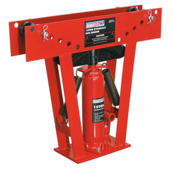 Sealey PBS99/10 Hydraulic Pipe Bender 12tonne