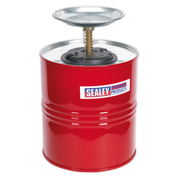 Sealey PC38 Plunger Can 3.8ltr