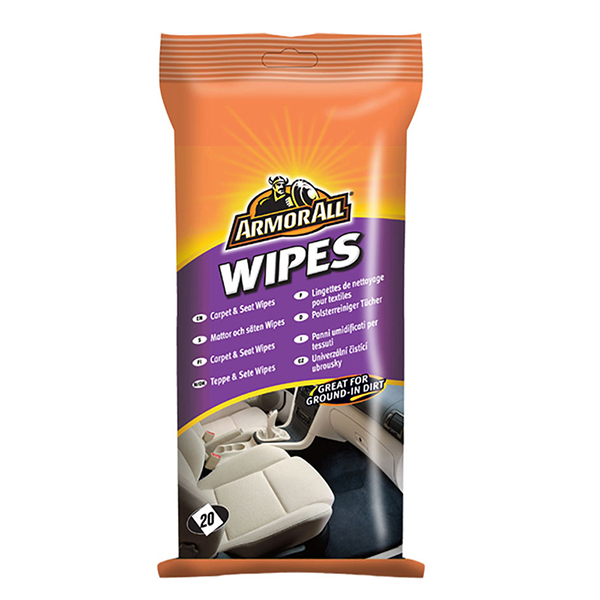 Armorall POUCH CLEAN UP WIPES