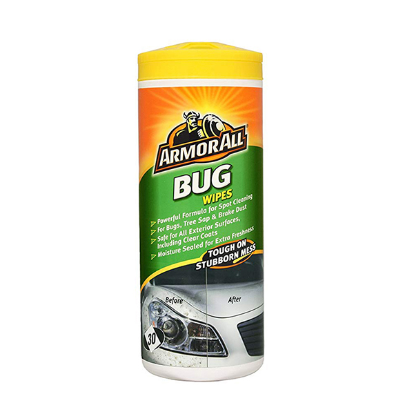 Armorall AA TUB BUG & TAR WIPES