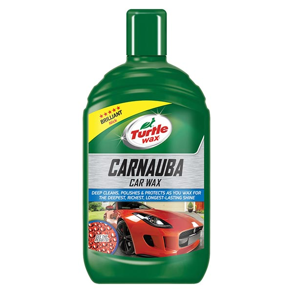 Turtlewax Carnauba Wax 500ml