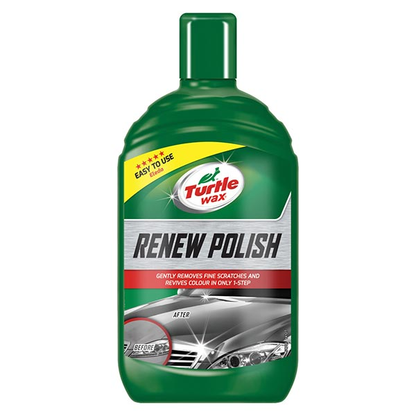 Turtlewax Renew Polish 500ml