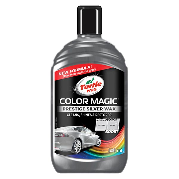 Turtlewax Color Magic Prestige Silver 500ml