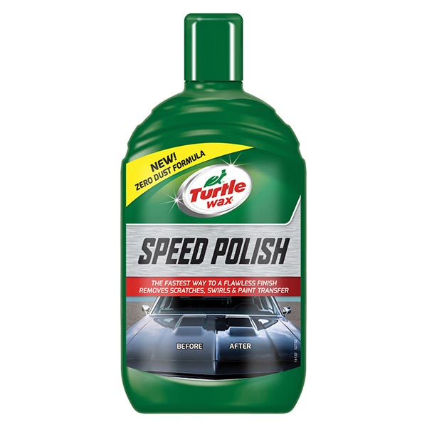 Turtlewax Speed Polish 500ml