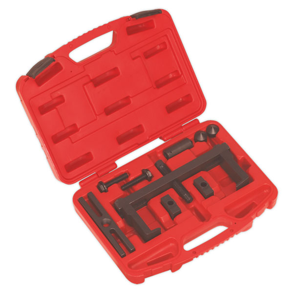 Sealey PS997 Crankshaft Pulley Removal Tool Set 14pc