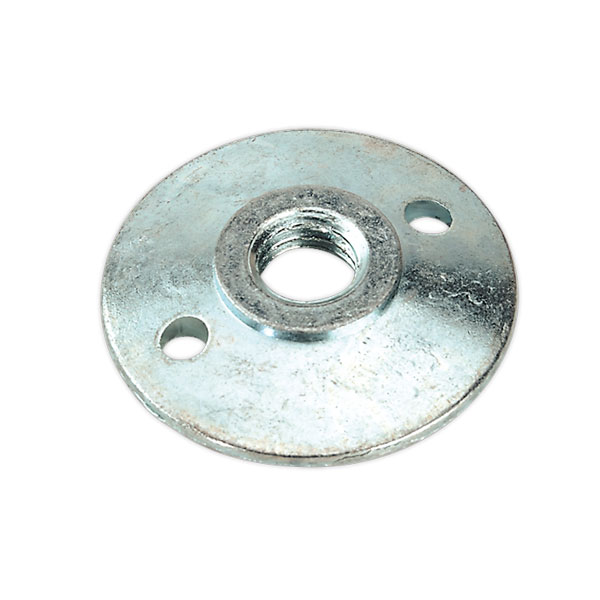 Sealey PTC/BP4/NUT Pad Nut for PTC/BP4 Backing Pad M14 x 2mm
