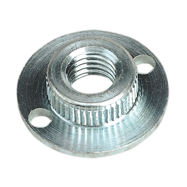 Sealey PTC/LN/M14 Pad Nut for 170mm Backing Pad M14 Thread