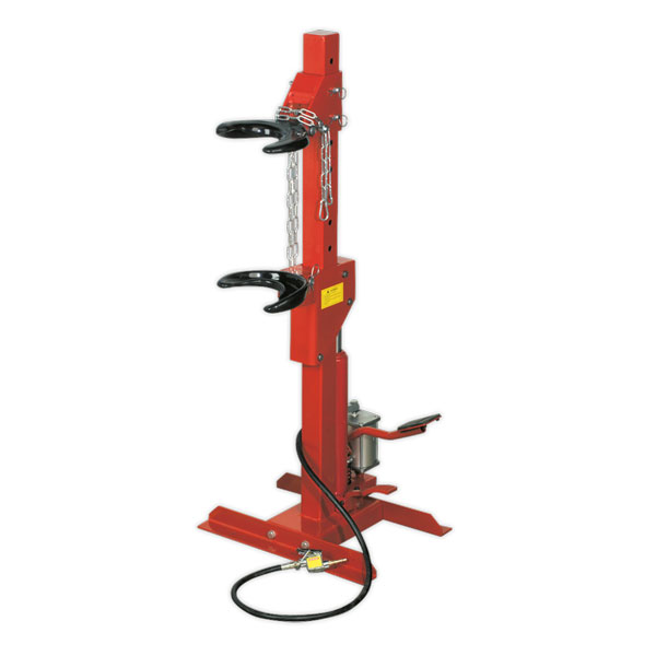 Sealey RE232 Coil Spring Compressing Station Air/Hydraulic