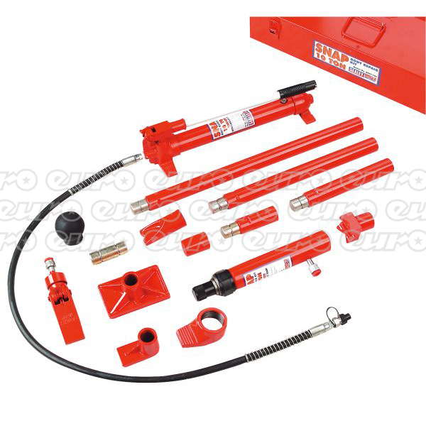 Sealey RE97/10 Hydraulic Body Repair Kit 10ton Snap Type