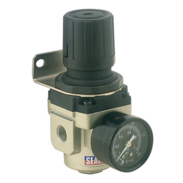 Sealey SA106R Air Regulator Max Air Flow 88cfm