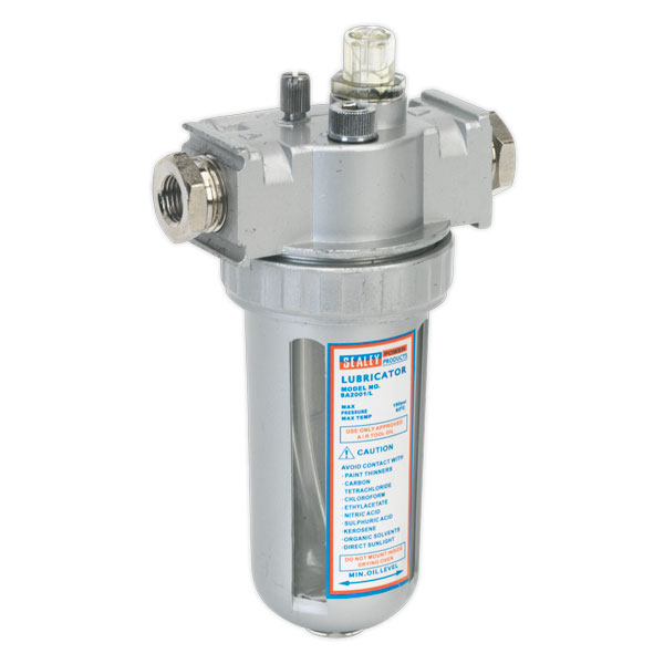 Sealey SA2001/L Air Lubricator Heavy-Duty