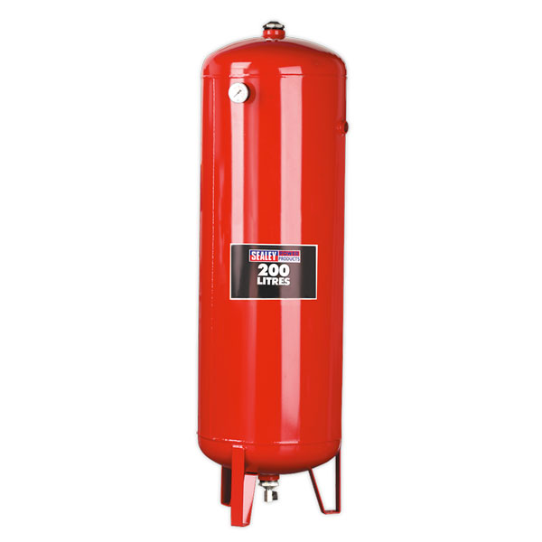 Sealey SA200T Compressor Tank Vertical 200ltr