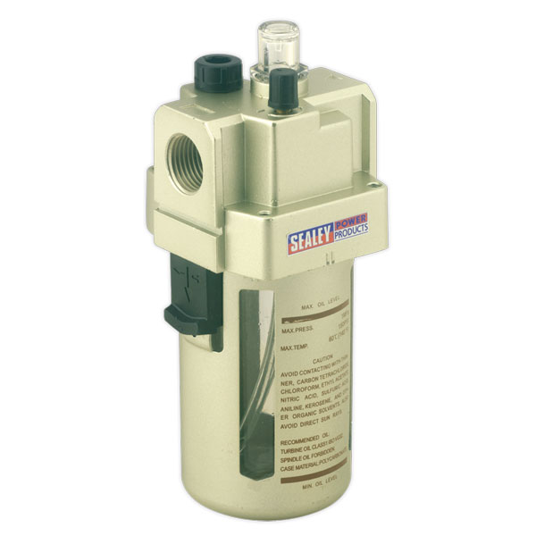 Sealey SA206L Air Lubricator Max Air Flow 175cfm