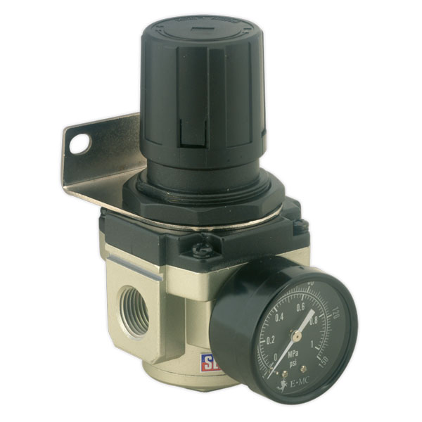 Sealey SA206R Air Regulator Max Air Flow 210cfm