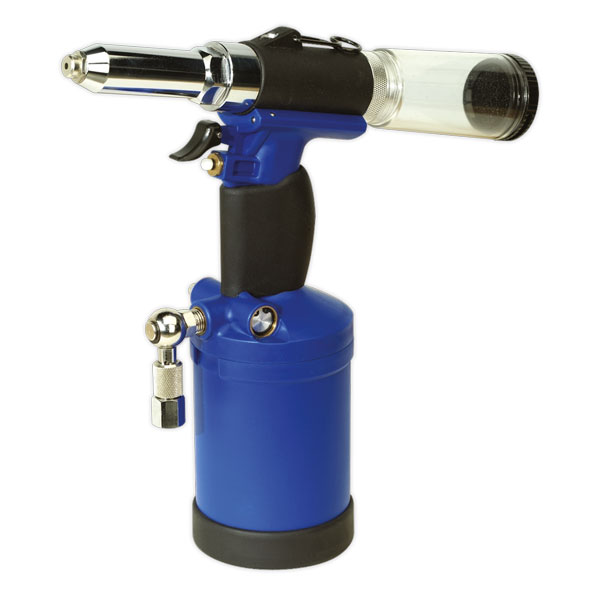 Sealey SA316 Heavy-Duty Vacuum System Air/Hydraulic Riveter