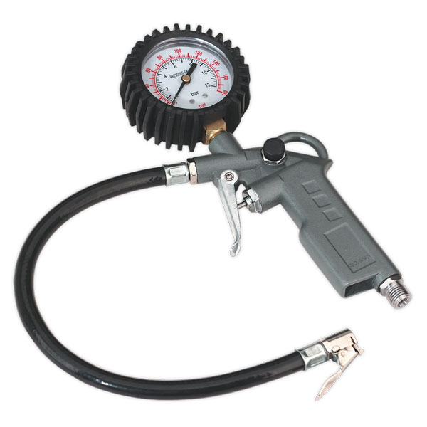 Sealey SA332 Tyre Inflator Gauge