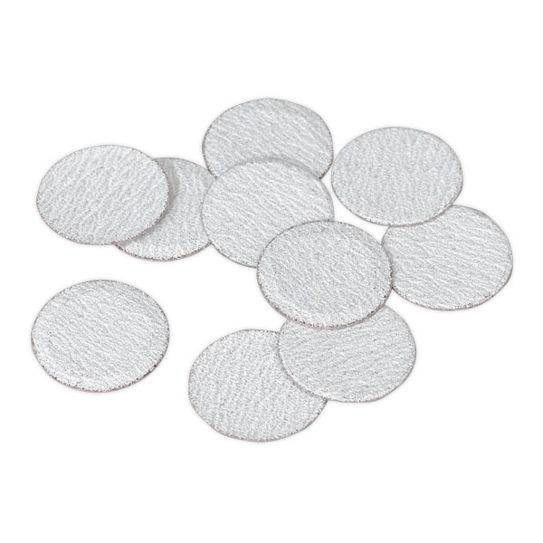 Sealey SA701D60G Sanding Disc 60Grit for SA701 Pack of 10