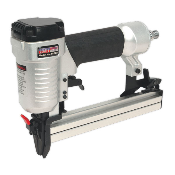 Sealey SA789 Air Staple Gun 13-32mm Capacity
