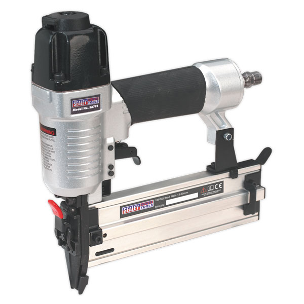 Sealey SA791 Air Nail Gun 15-50mm Capacity