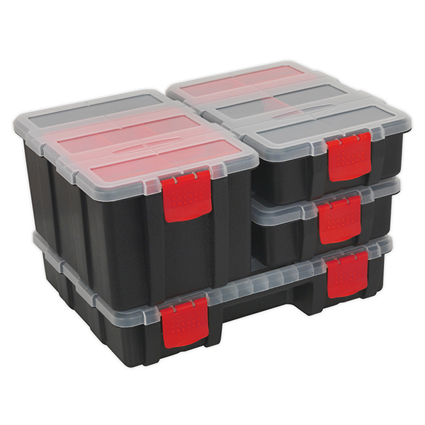Sealey Parts Storage Combination Set 4pc