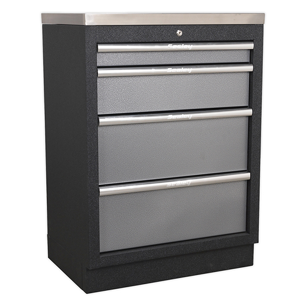 Sealey APMS51 Modular 4 Drawer Cabinet 680mm