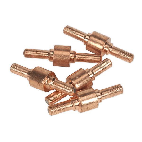 Sealey PP40E.E Electrode Short Low Power for PP40E Pack of 5