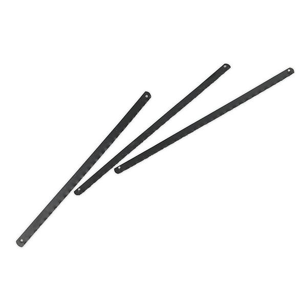 Siegen S0527.B Junior Hacksaw Blade 150mm Pack of 10