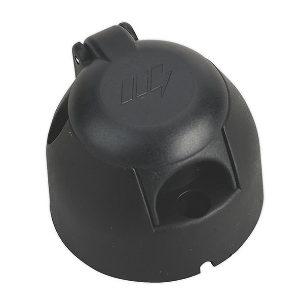 Sealey TB07 Towing Socket N-Type Plastic 12V