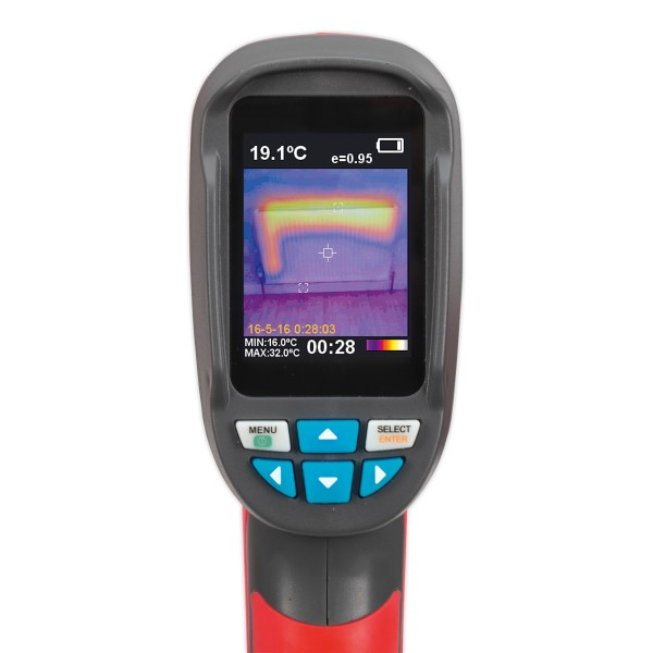 Sealey VS912 Thermal Imaging Camera
