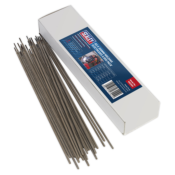 Sealey WE2520 Welding Electrodes ?2 x 300mm 2.5kg Pack