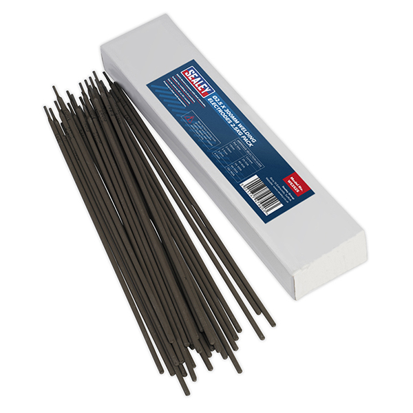 Sealey WE2525 Welding Electrodes ?2.5 x 300mm 2.5kg Pack