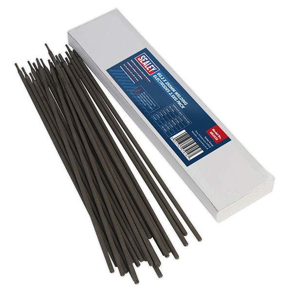 Sealey WE2532 Welding Electrodes ?3.2 x 350mm 2.5kg Pack