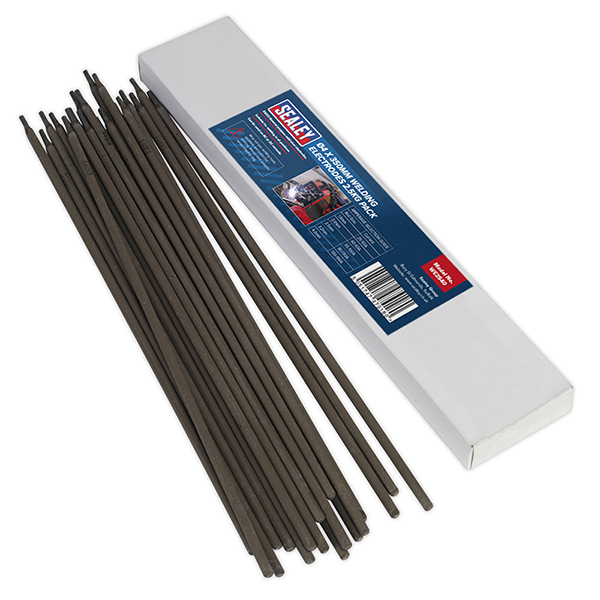 Sealey WE2540 Welding Electrodes ?4 x 350mm 2.5kg Pack