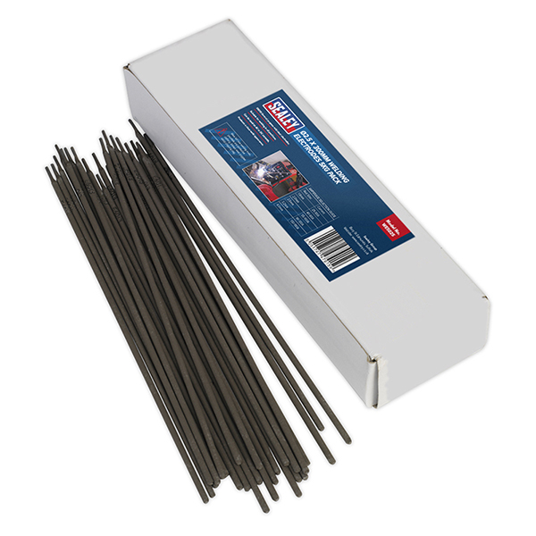 Sealey WE5025 Welding Electrodes ?2.5 x 300mm 5kg Pack