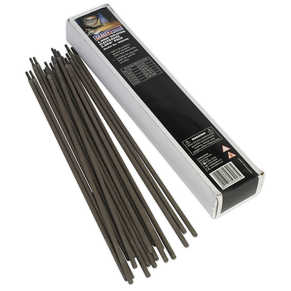Sealey WE5040 Welding Electrodes ?4 x 350mm 5kg Pack