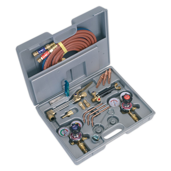 Sealey SGA1 Oxyacetylene Welding & Cutting Set