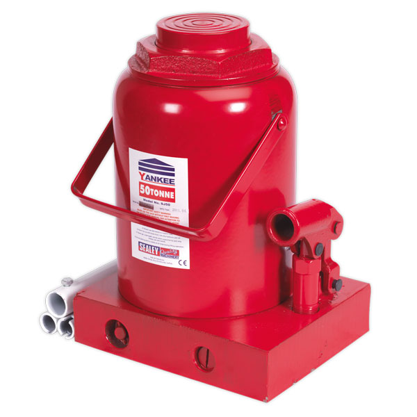 Sealey SJ50 50ton Yankee Bottle Jack